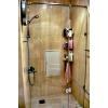 Двери для душевых кабин (двери для душевой)  изготвление и установка на заказ.  Стеклянные душевые двери (душевые двери из стекл
