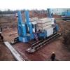 Фундаментные работы методом силового вдавливания свай в Ижевске.