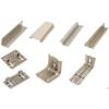 Фасадные металлокассеты и подсистема от производителя.