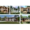 Комфортабельные доступные по цене домики для дачных участков