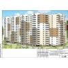 Проект 16-ти этажного жилого домов