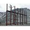 Изготовление и монтаж большепролетных металлических конструкций в Мурманской области
