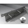 Несъемная опалубка Permaban AlphaJoint classic 4010TD6 в промышленных бетонных полах завода