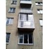Ультрасовременное остекление балконов/веранд в Новосибирске