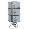 Полиуретановый высокотемпературный  нагреватель для бочек для мягкого разогрева сырья до заданной температуры