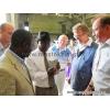 Предприятие Монолит посетил с деловым визитом посол Объединенной Республики Танзании