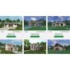 Профессиональное строительство качественных,  недорогих и стильных домов от компании «Фабрика домов»