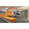 Качественная и красивая мягкая модульная мебель для общественных пространств